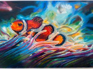 Clownfish by Gail Steel