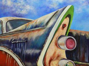 Coronet by Sandra Marshall
