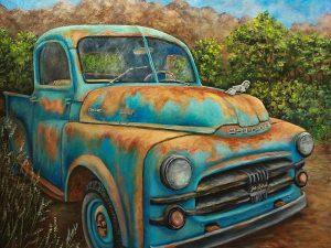 Dodge Job Rated 1951 by Sandra Marshall