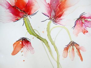 In Full Bloom by June Corstorphine