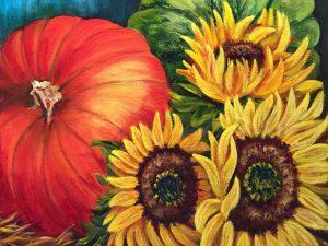 Autumn Harvest by Sandra Marshall