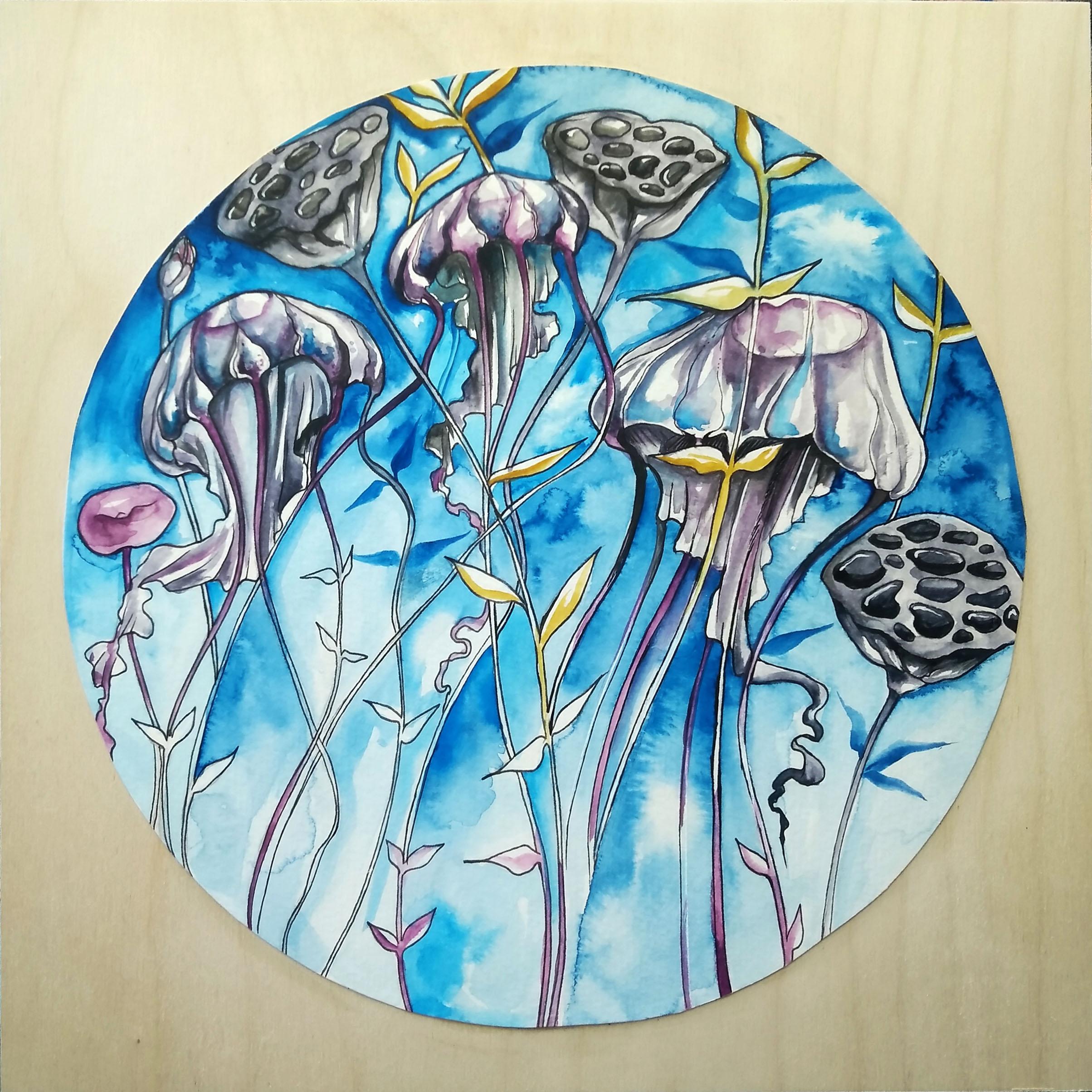 Jellyfish by Jessie Somers
