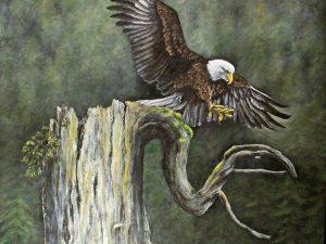 Taking Flight by Sandra Marshall