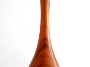 Cherry Wood Bud Vase by Brian Tyson (Collette Pereira)