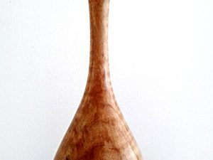 Figured Maple Bud Vase by Brian Tyson (Collette Pereira)