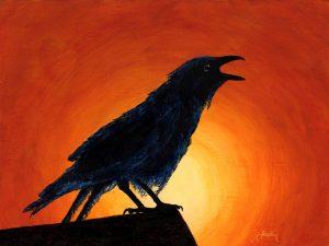 Sleepers Awake by Artist Cindy Johnston
