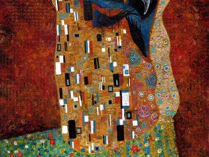 The Hug by Cindy Johnston