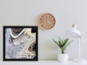 Spirit Rock on Display by Olivia Burrage