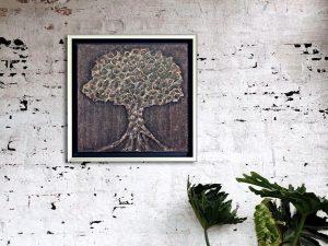 Wisdom Tree by Olivia Burrage