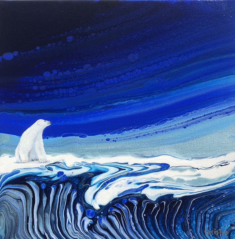 The Polar Bear, A Powerful Symbol by Christine Bernard