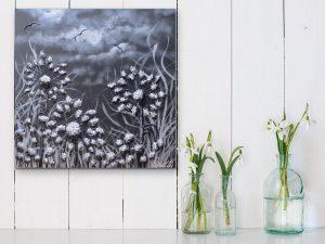 Moonlight Series #1 Display by Yvette Gagnon