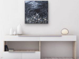 Moonlight Series #6 Display by Yvette Gagnon