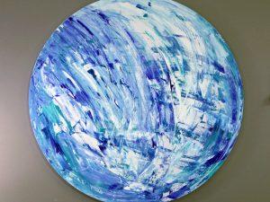 Blue Ocean by Kathleen Truman