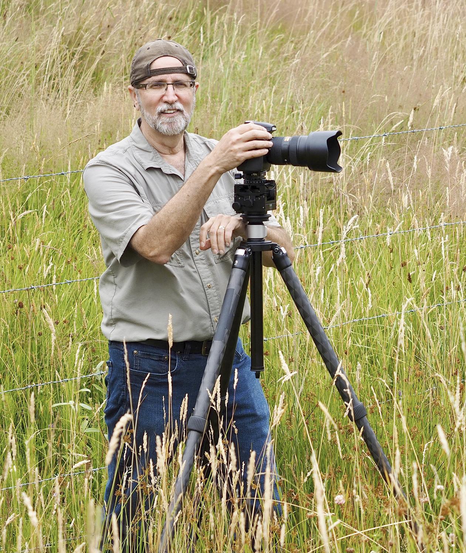 Carsten Arnold & camera