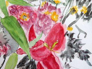 Lily by Jocelyn Bichard