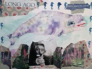 Long Ago Birthday Card by Nan Newman