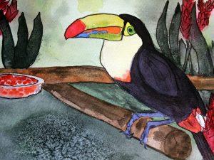 Two Can Dine by Jocelyn Bichard
