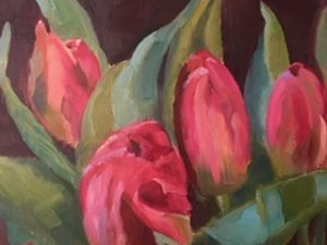 Tulips 2020 by Laurinda Lee