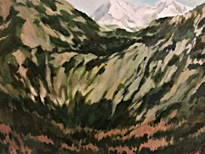 The Alps by Lindsay Schroeder